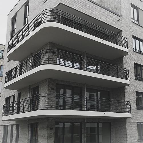 Metallbau Heinsberg Balkone Geländer