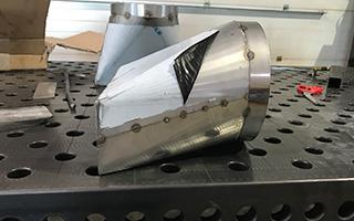 Individuelle Blecharbeiten Metallbau Heinsberg